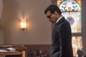 "Chiwetel Ejiofor in ""Come Sunday"""