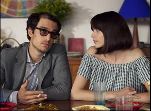 "Stacey Martin and Louis Garrel in ""Godard Mon Amour"""