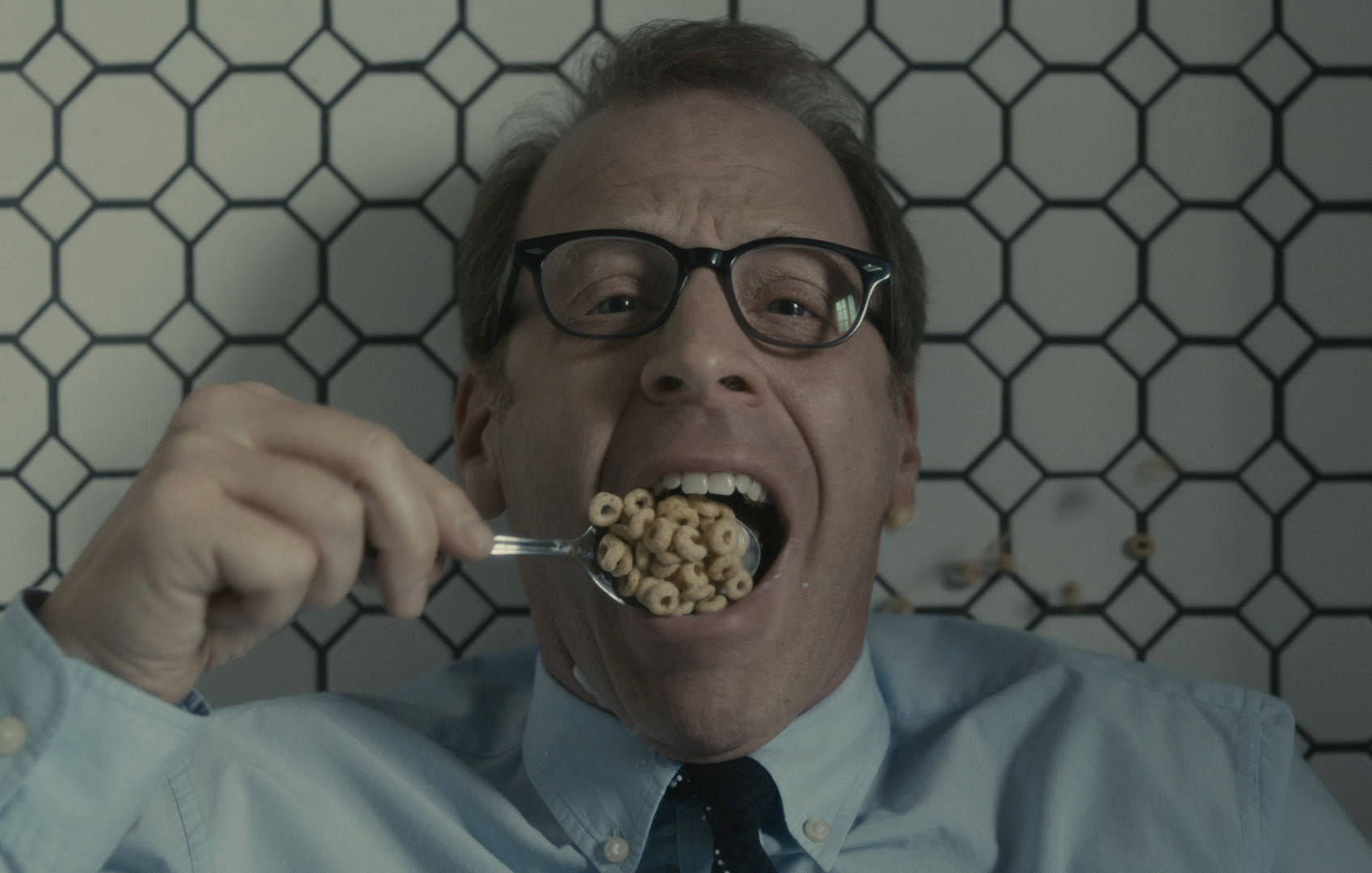 """Paul Lieberstein in """"Song of Back and Neck"""""""