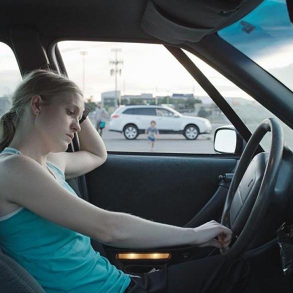 """Kirstin Anderson in """"When She Runs"""""""