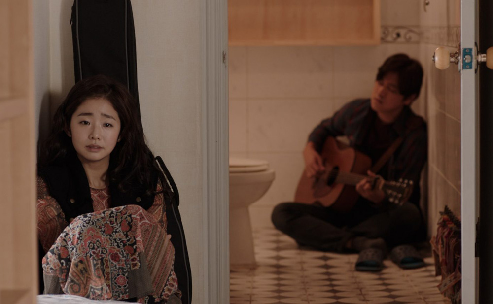 """Hwa Young-Im and Bobby Choy in """"Fiction and Other Realities"""""""
