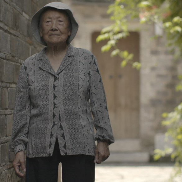 """Madame Xia in """"The Girl in the Picture"""""""