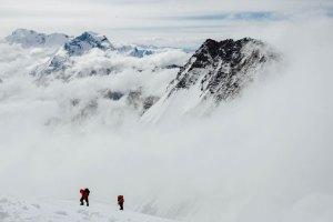 """A scene from Jennifer Peedom's """"Mountain"""""""