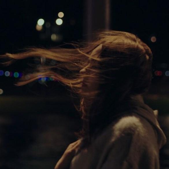 """Karen Gillan in """"The Party's Just Beginning"""""""