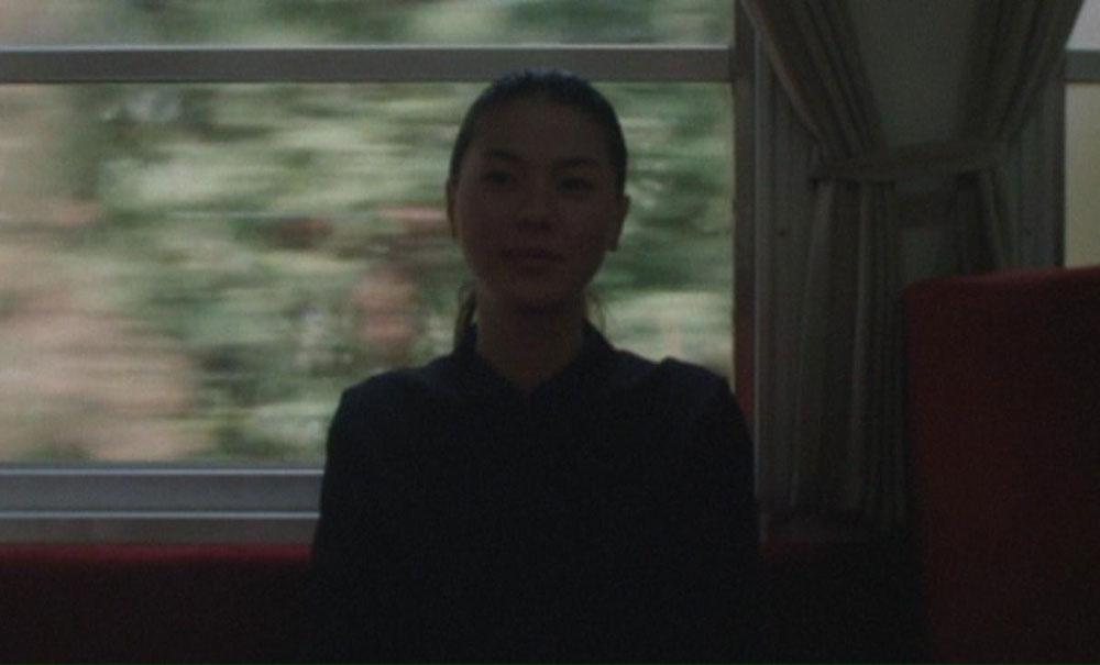 """Makiko Esumi in """"Maborosi"""""""