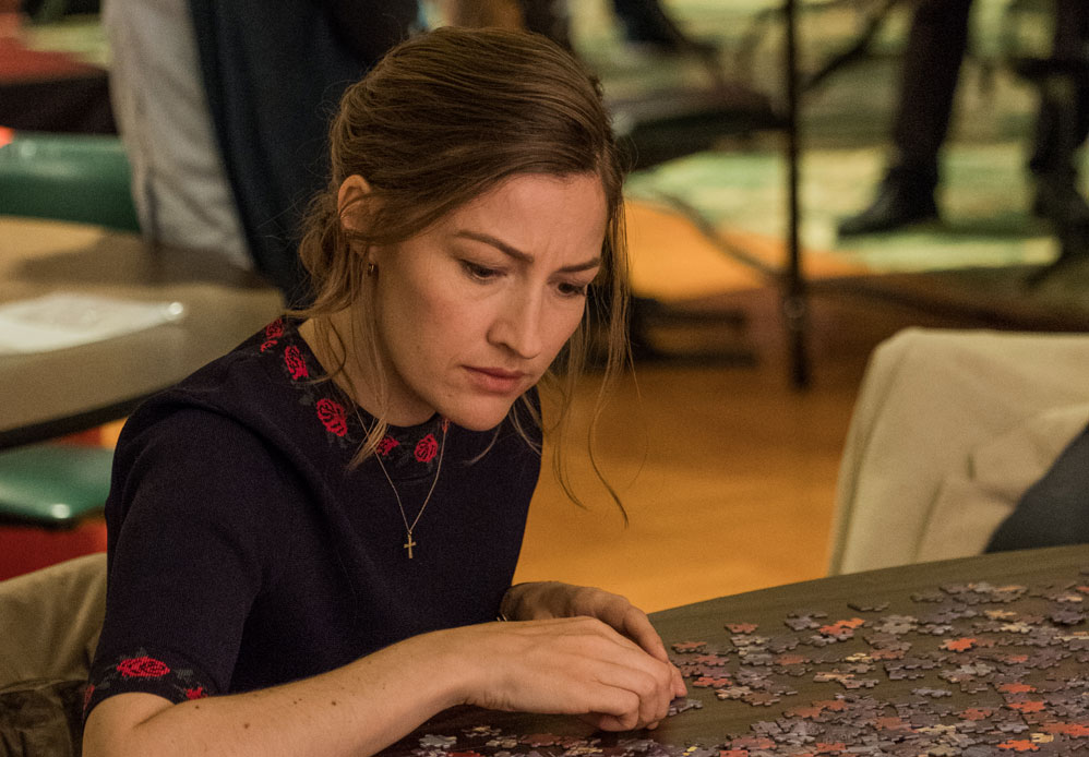 """Kelly Macdonald in """"Puzzle"""""""
