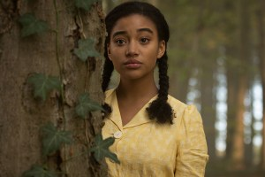 "Amandla Stenberg in ""Where Hands Touch"""