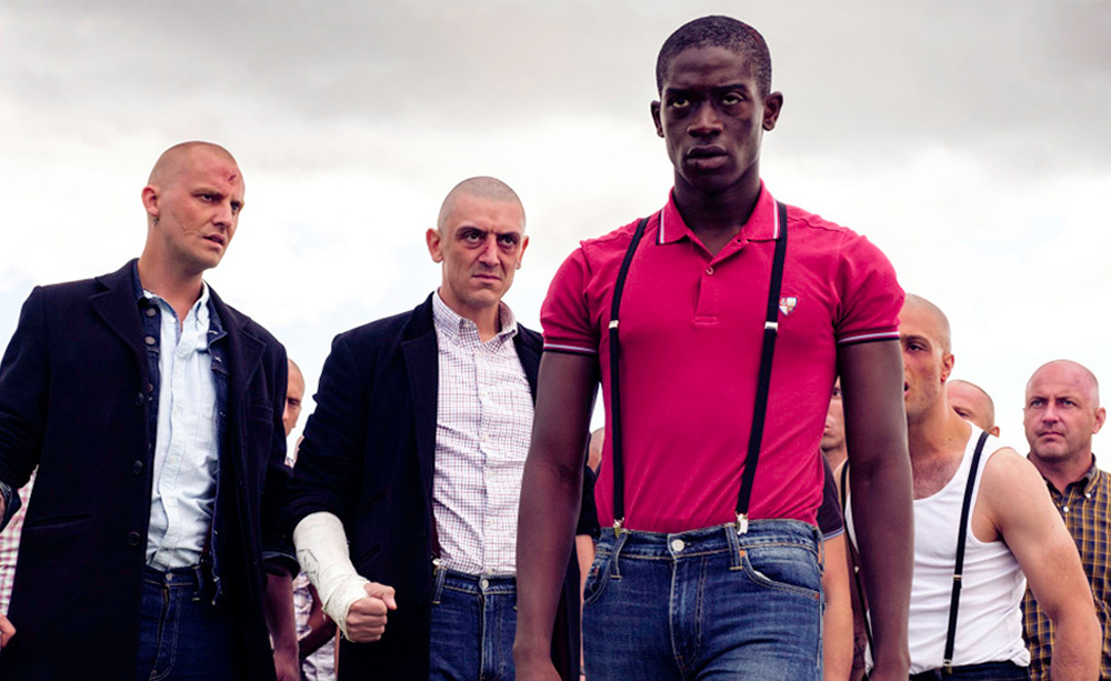 "Damson Idris in ""Farming"""