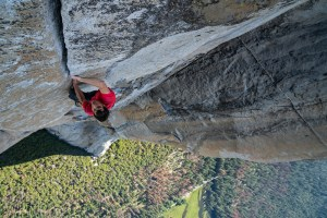 "Alex Honnold in ""Free Solo"""