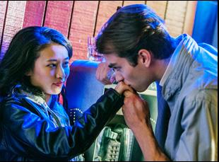 """Annie Q and Pierson Fode in """"MDMA"""""""