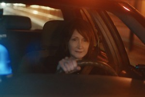 "Patricia Clarkson in ""Out of Blue"""