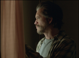 """Clifton Collins Jr. in """"A Crooked Somebody"""""""