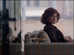 "Penelope Cruz in ""Loving Pablo"""