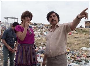 "Penelope Cruz and Javier Bardem in ""Loving Pablo"""