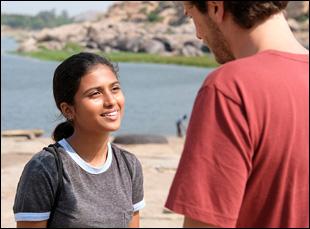 """Aarshi Banerjee in """"Maya"""""""