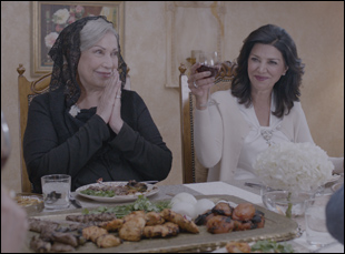 "Shohreh Agdashloo in ""Simple Wedding"""