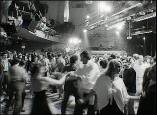 "A scene from Matt Tyrnauer's ""Studio 54"""