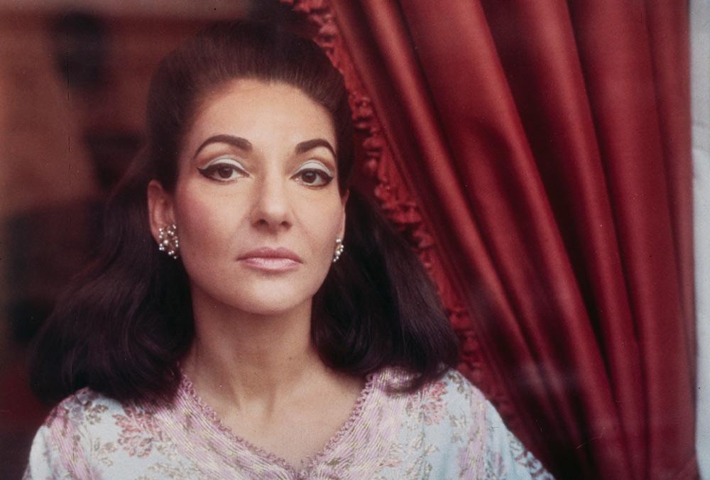 """Maria Callas in Tom Volf's """"Maria By Callas"""""""