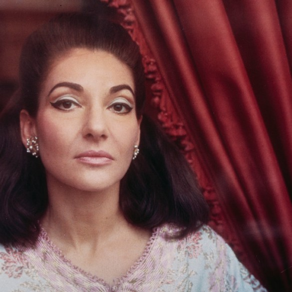 "Maria Callas in Tom Volf's ""Maria By Callas"""