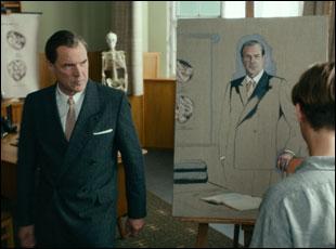 "Sebastian Koch in ""Never Look Away"""