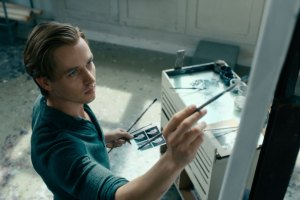 "Tom Schiller in ""Never Look Away"""