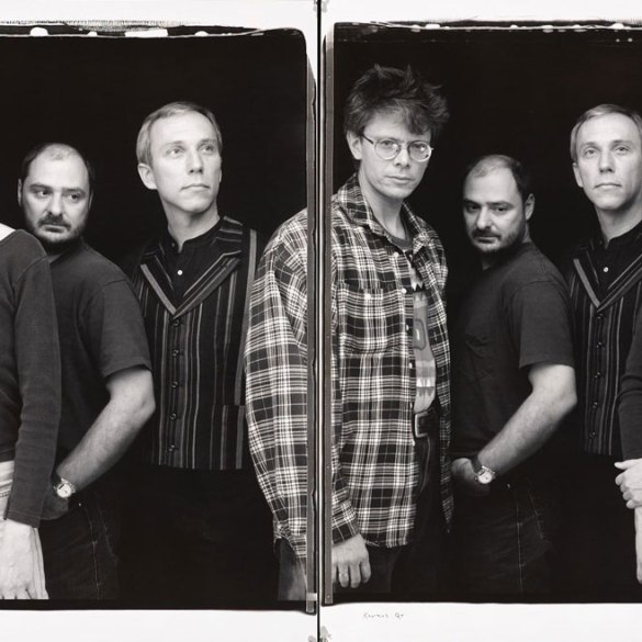 """The Kronos Quartet in Sam Green's """"A Thousand Thoughts"""""""