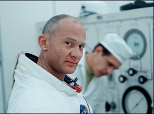"""A scene from Todd Douglas Miller's """"Apollo 11"""""""