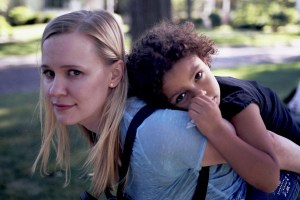 "Kelly O'Sullivan and Ramona Edith-Williams in ""Saint Frances"""