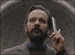 """Peter Sarsgaard in """"The Sound of Silence"""""""