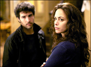 "Tahar Rahim and Berenice Bejo in Asghar Farhadi's ""The Past"""