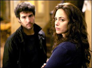 """Tahar Rahim and Berenice Bejo in Asghar Farhadi's """"The Past"""""""