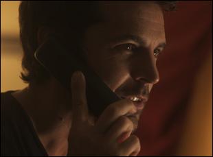 """Jeffrey Vincent Parisse in """"Sweet Talk"""""""