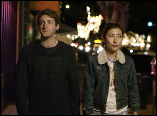 "Fran Kranz and Dichen Lachman in ""Lust for Love"""