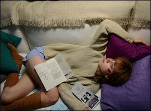 "Zoe Kazan in ""The Pretty One"""
