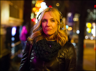 """Toni Collette in """"Lucky Them"""""""
