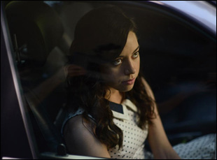 "Aubrey Plaza in ""Life After Beth"""