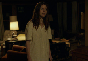 "Rose Leslie in ""Honeymoon"""