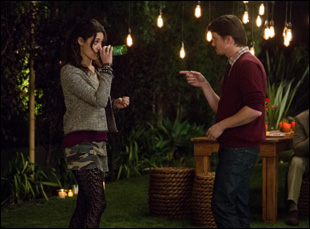 """Emmy Rossum and Jason Ritter in """"You're Not You"""""""