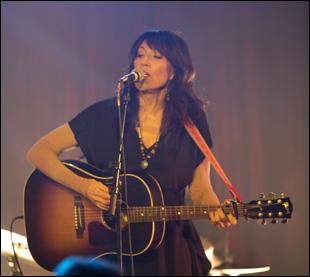 """Katey Sagal in """"Always Woodstock"""""""