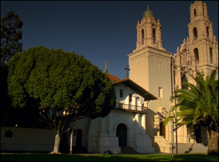 """Mission Dolores in """"The Royal Road"""""""