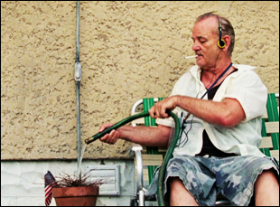 "Bill Murray in ""St. Vincent"""