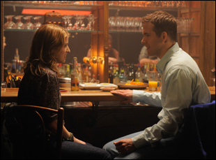 "Anna Kendrick and Ryan Reynolds in ""The Voices"""
