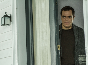 "Michael Shannon in ""The Harvest"""