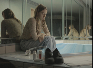 "Sarah Sutherland in ""Shut Up and Drive"""