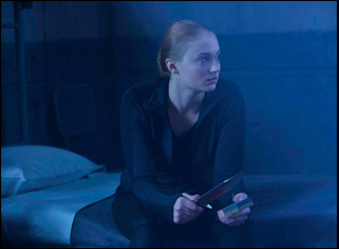 "Sophie Turner in ""Barely Lethal"""