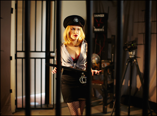 """Kate Mulvany in """"The Little Death"""""""