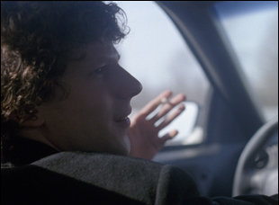 """Jesse Eisenberg in """"The End of the Tour"""""""