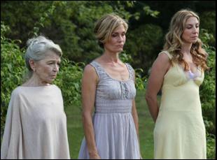 "Karen Sillas, Yvonne Jung and Phyllis Somerville in ""Stuff"""