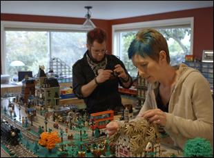 """A scene from """"A Lego Brickumentary"""""""