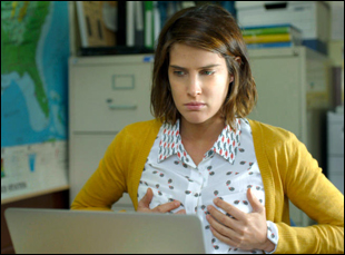 """Cobie Smulders in """"Unexpected"""""""